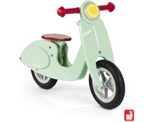 Janod Scooter Mint zithoogte 32-36cm