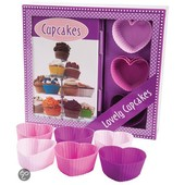 Cupcakes Boek-Box