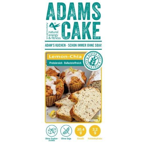 Adam's - Cake Lemon Chia Bakmix (200 gr)