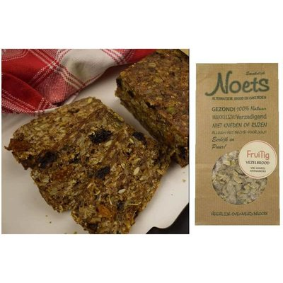 Noets - Fruitig broodmix (500 gr)
