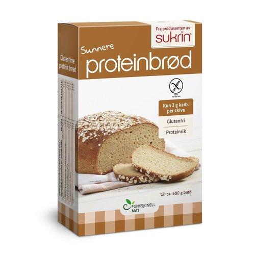 Sukrin - Broodmix Proteinbrød (220 gr)