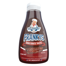 Franky's Bakery - Barbecue saus (425 ml)