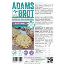 Adam's - Brot Brötchen broodmix (200 gr)