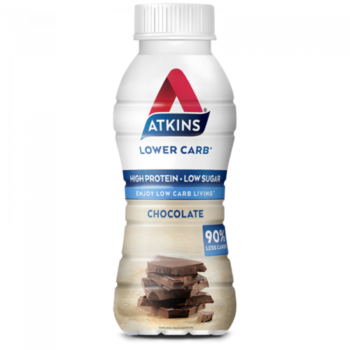 Atkins - Advantage drinkklare shake Chocolade (330 ml)