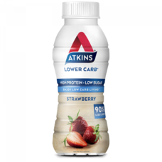Atkins - Daybreak drinkklare shake Strawberry (330 ml)