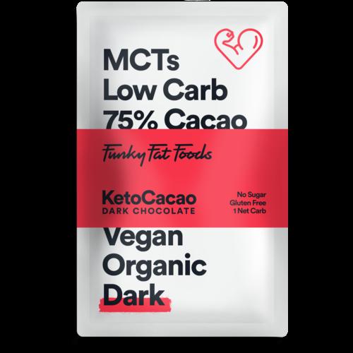 Keto Cacao - Dark Chocolate (50 gr)
