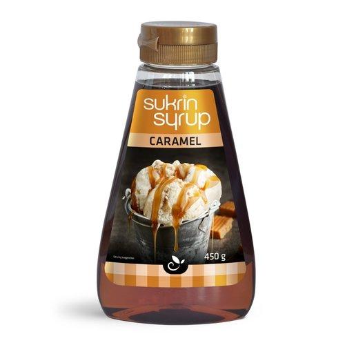 Sukrin - Caramel Siroop (450 gr)