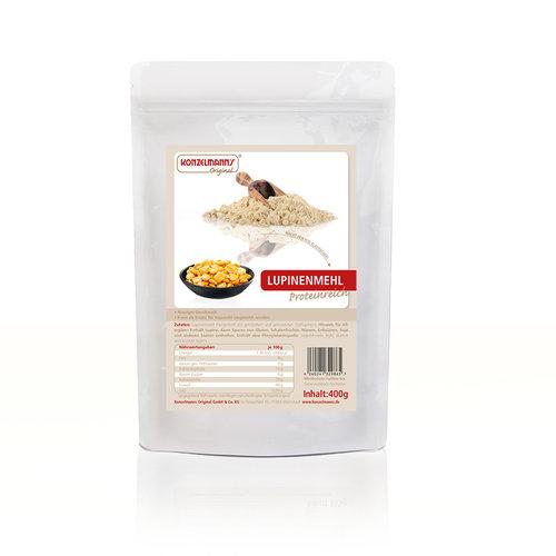 Konzelmann's - Lupinemeel (400 gr)