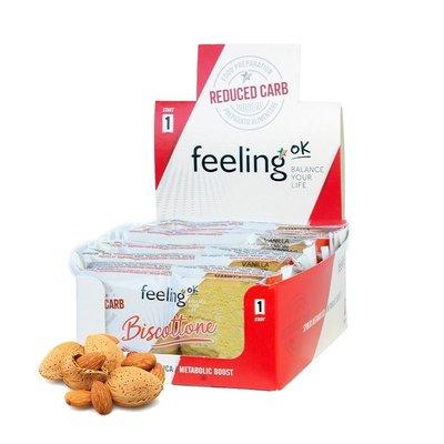 FeelingOK - Biscottone amandelkoeken (2 stuks)