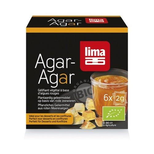 Overig Lima - Agar-Agar (6x2 gr)