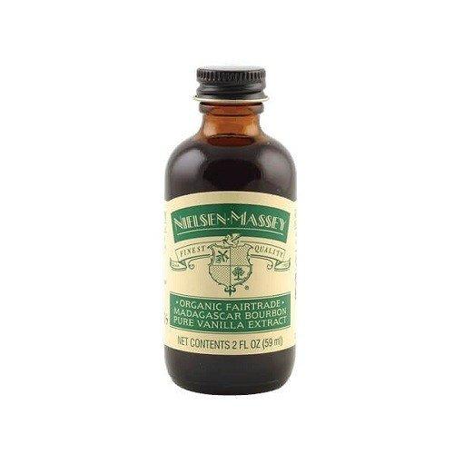 Nielsen-Massey - Bio Madagascar vanille extract (60 ml)