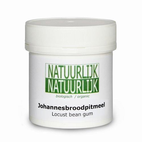 Natuurlijk Natuurlijk - Bio Johannesbroodpitmeel (55 gr)