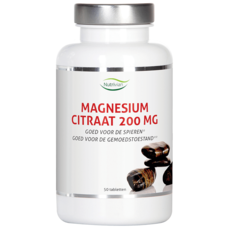 Nutrivian - Magnesium Citraat (50 tabs)