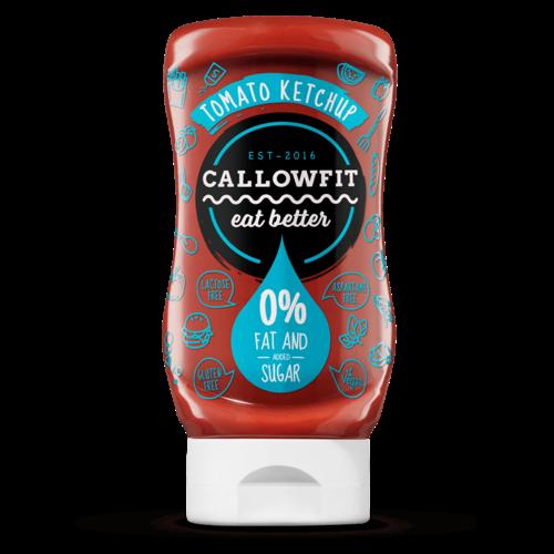 Callowfit  - Tomaten Ketchup (300 ml)