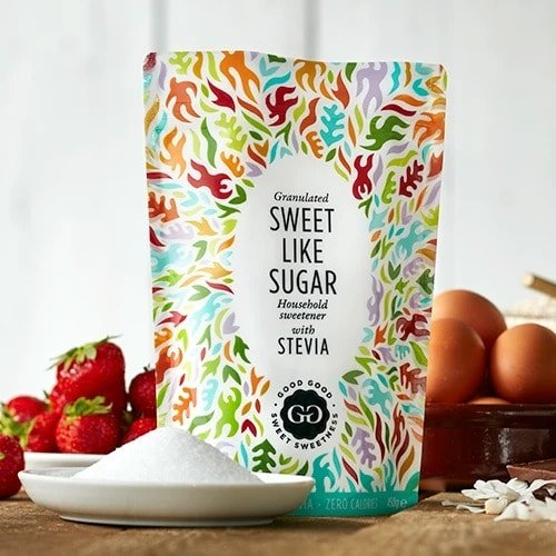 Good Good - Sweet Like Sugar Stevia (450 gr)
