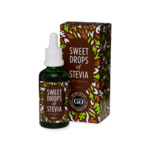 Good Good - Sweet Drops Stevia Coconut (50 ml)