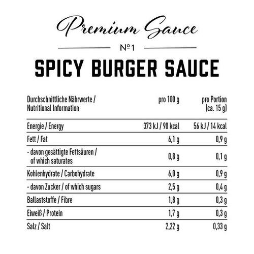 Got7 - Premium Spicy Burger Sauce (285 ml)
