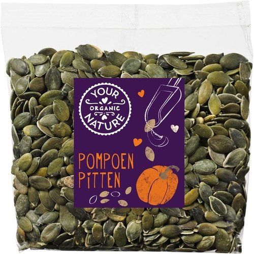 Your Organic Nature - Pompoenpitten (200 gr)