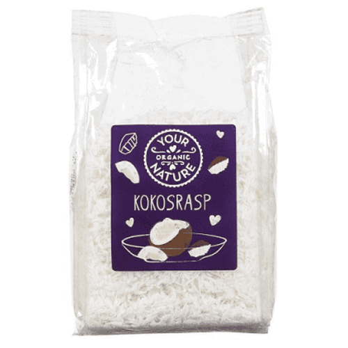 Your Organic Nature - Kokosrasp (150 gr)