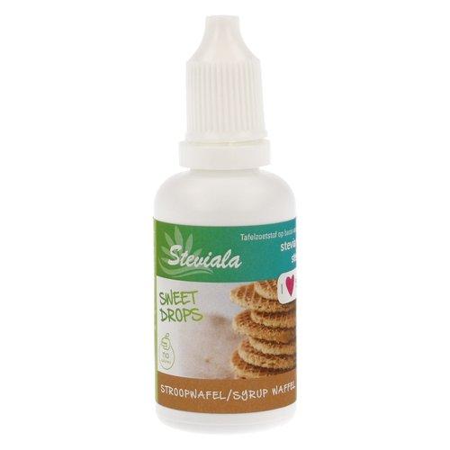 Steviala - Sweet Drops Stroopwafel (30 ml)