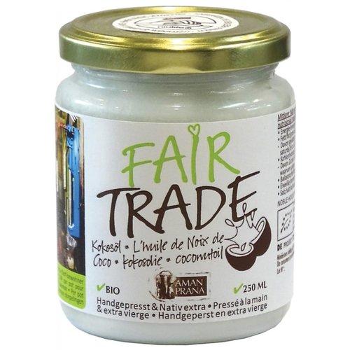 Amanprana - Fairtrade Kokosolie (250 ml)