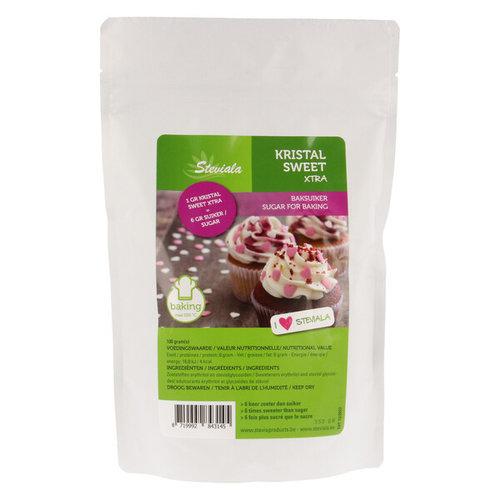 Steviala - Kristal Sweet XTRA voor bakken (350 gr)