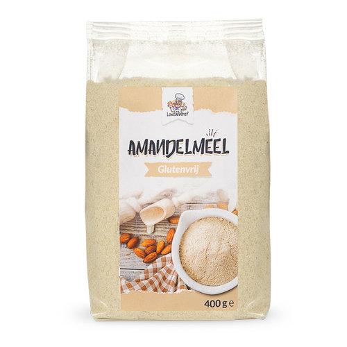Lowcarbchef - Amandelmeel glutenvrij (400 gr)