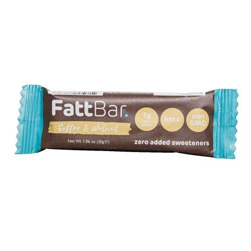 Fattbar - Coffee & Walnut (30 gr)