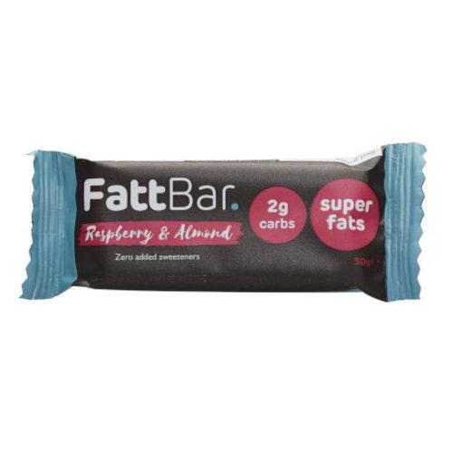 Fattbar - Raspberry & Almond (30 gr)