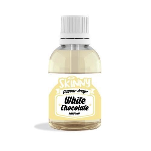 Skinny Foods - White Chocolate Flavour Drops (50 ml)