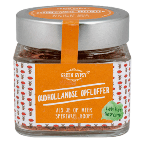 Green Gypsy Spices - Oudhollandse opfluffer mix (100 gr)