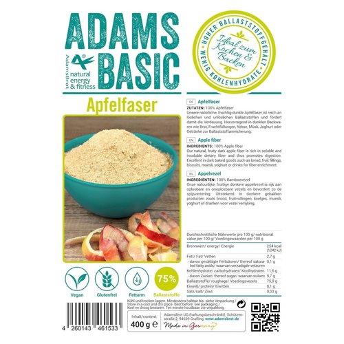 Adam's - Appelvezels (400 gr)