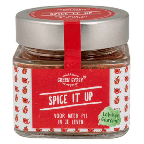 Green Gypsy Spices - Spice it up kruidenmix (100 gr)
