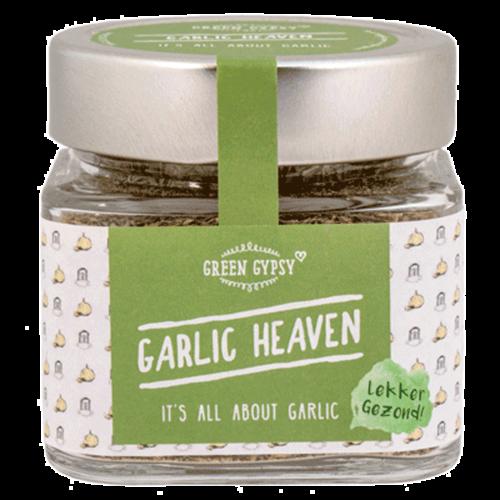 Green Gypsy Spices - Garlic Heaven kruidenmix (100 gr)