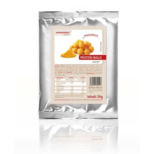 Konzelmann's - Protein Balls Curry (24 gr)