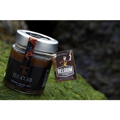 Inca'cao - Salted Caramel smeerpasta (125 gr)