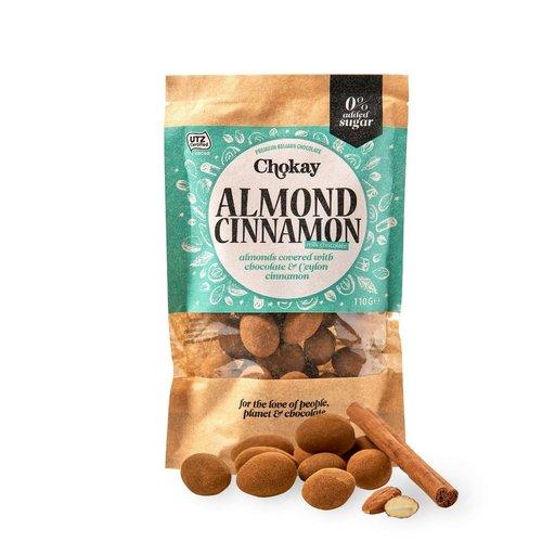 Chokay - Almond Cinnamon (110 gr)
