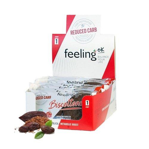 FeelingOK - Biscottone cacao koeken (2 stuks)