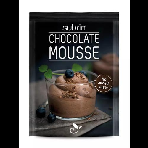 Sukrin - Chocolademousse (85 gr)