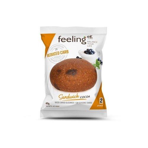 FeelingOK - Protobun cacao optimize (1x40 gr)