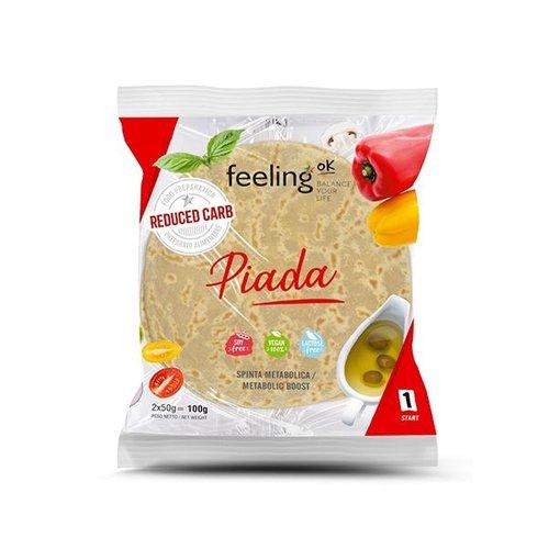 FeelingOK - Piada tortilla wraps (2 stuks)