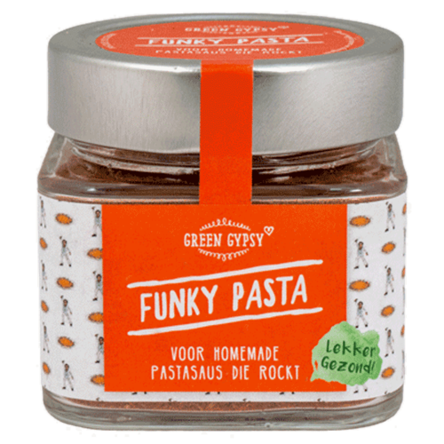 Green Gypsy Spices - Funky pasta kruidenmix (100 gr)