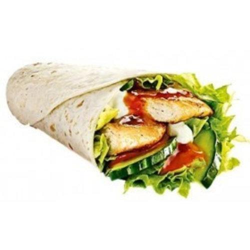Lowcarbchef - Tortilla wraps (6 stuks)