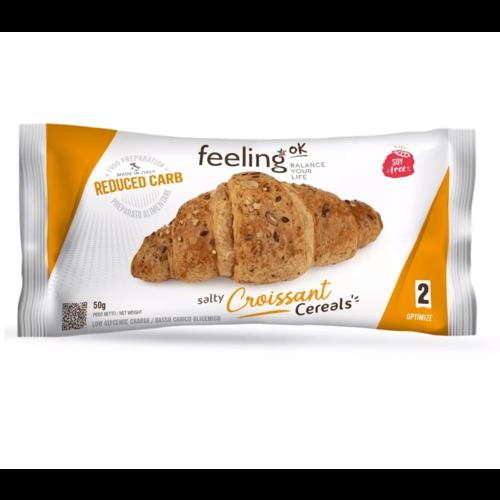 FeelingOK - Salty Croissant Cereals (1x50 gr)
