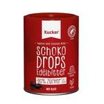Xucker - Chocolade Druppels Puur (200 gr)