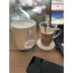 Go-Keto - MCT poeder Keto koffie Amaretto (250 gr)
