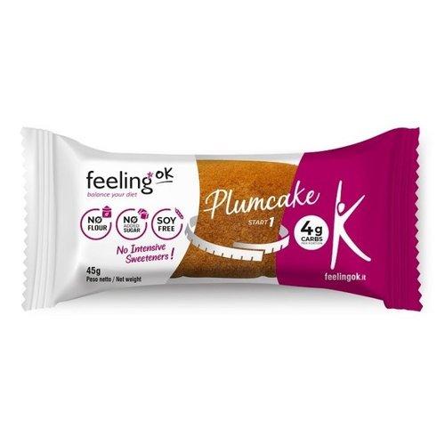 FeelingOK - Plumcake vanille-citroen (45 gr)