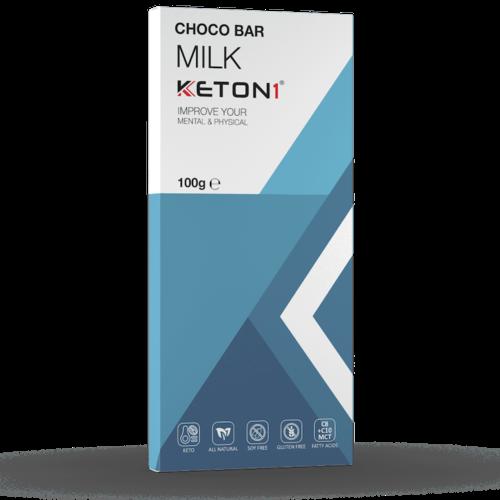 Keton1 - Keto Choco Bar Melk (100 gr)