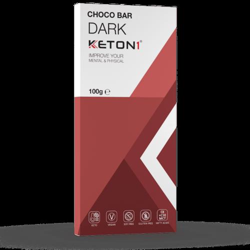 Keton1 - Keto Choco Bar Puur (100 gr)