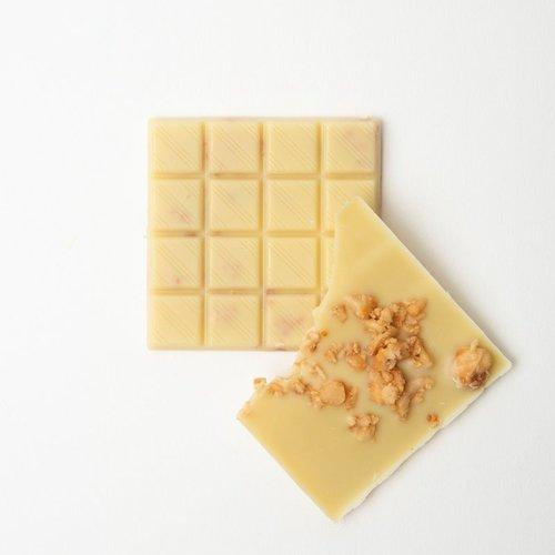 OKONO - Keto White Chocolate Macadamia (50 gr)